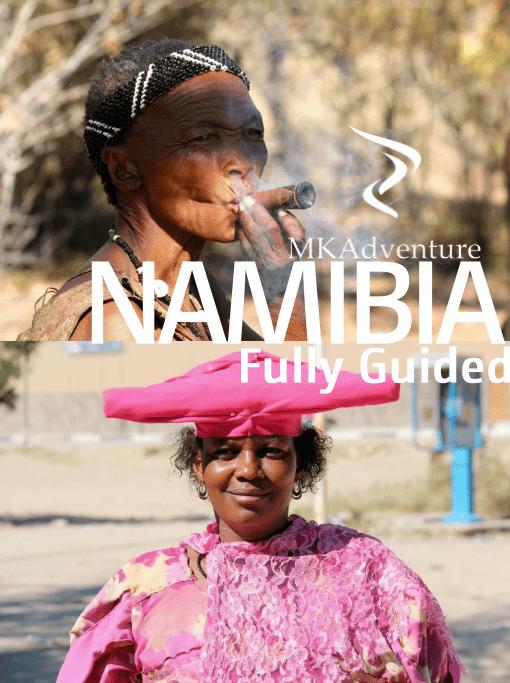 namibia wyprawy